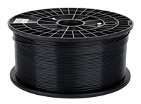 Black 1.75mm ABS Filament, 1kg 3D Printer Filament