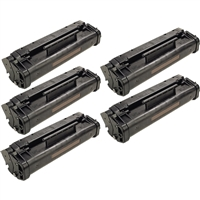 HP C3906A (HP 06A) Remanufactured Toner Cartridge 5-Pack ($15/ea, Save $10)