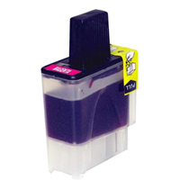 Brother LC41M Compatible Magenta Ink Cartridge