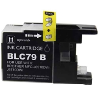 Brother LC79BK Compatible Black Ink Cartridge