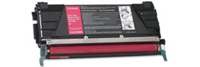 Compatible C734A1MG Lexmark Magenta Laser Toner Cartridge