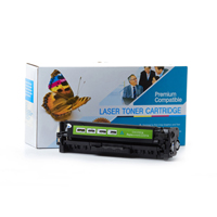 HP CC531A (HP 304A) Compatible Cyan Laser Toner Cartridge For Color LaserJet CP2025