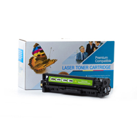 HP CC532A (HP 304A) Compatible Yellow Laser Toner Cartridge For Color LaserJet CP2025