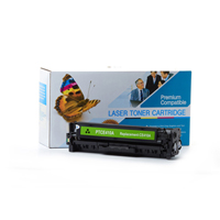 HP CE410A (HP 305A) Compatible Black Toner Cartridge