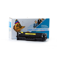 HP CE412A (HP 305A) Compatible Yellow Toner Cartridge