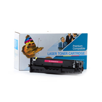 HP CE413A (HP 305A) Compatible Magenta Toner Cartridge