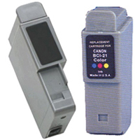 Canon BCI-21 Compatible 2-Pack Ink Cartridge Value Bundle