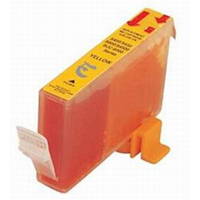Canon BCI-3eY Compatible Yellow Ink Cartridge