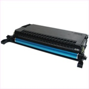 Black Toner Cartridge Compatible With Samsung CLP-610/660 Series, CLP-K660B