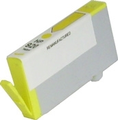HP CH636AN (HP 920 Yellow) Remanufactured Yellow Ink Cartridge