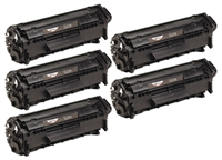 Canon 104 Compatible Toner Cartridge Five Pack 5-Pack ( FX9)