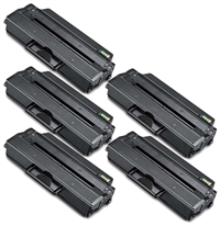 Toner Cartridges Compatible With Samsung MLT-D103L 5-Pack