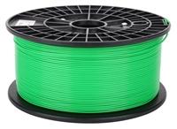 Green 1.75mm PLA Filament, 1kg 3D Printer Filament