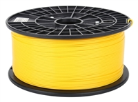 Yellow 1.75mm PLA Filament, 1kg 3D Printer Filament