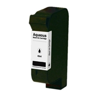 HP IQ2392A Remanufactured AQUEOUS Black Inkjet Cartridge