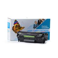 HP Q2612A (HP 12A) Compatible Jumbo Black Laser Toner Cartridge - 2X Page Yield