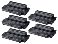 Toner Cartridge Compatible With Samsung SCX-D5530B 5-Pack
