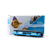 Compatible Brother TN115 Toner Cartridge - Cyan