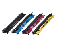 Compatible Brother TN115 Toner Cartridge Value Bundle (C,K,M,Y)