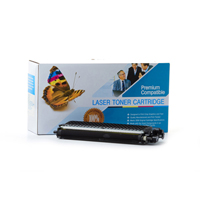 Compatible Brother TN210BK Toner Cartridge - Black