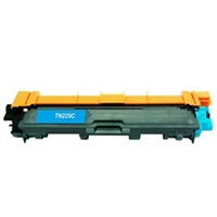 Brother TN225C Compatible Cyan Toner Cartridge High Yield