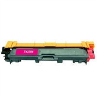 Brother TN225M Compatible Magenta Toner Cartridge High Yield
