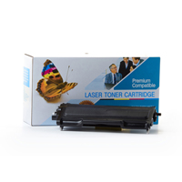 Brother TN350 Compatible Black Laser Toner Cartridge