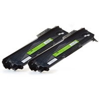 Brother TN360 Set of Two Compatible Toner Cartridges