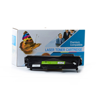 Brother TN360 Compatible Jumbo (100% More Yield!) Black Toner Cartridge