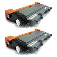 Brother TN450 Set of Two Compatible Toner Cartridges for HL-2240, HL-2280DW and MFC-7360N