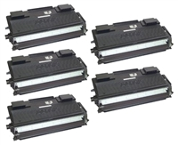 Brother TN670 Compatible Black Laser Toner Cartridge 5-Pack