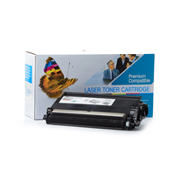 Brother TN750 Compatible Toner Cartridge Black - High Yield