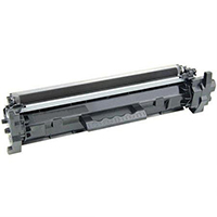 HP CF217A (HP 17A) Compatible Black Toner Cartridge (Without chip)
