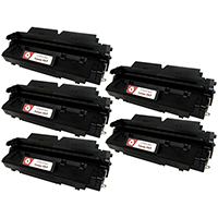 Canon FX-7 Set of Five Compatible Cartridges Value Bundle