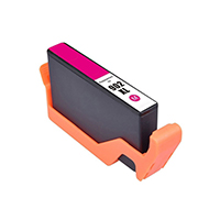 HP T6M06AN (HP 902XL) Remanufactured High Yield Magenta Ink Cartridge