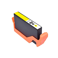 HP T6M10AN (HP 902XL) Remanufactured High Yield Yellow Ink Cartridge
