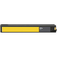 HP L0R92AN (HP 972A) Remanufactured Yellow Ink Cartridge