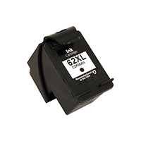 HP C2P05AN (HP 62XL) Remanufactured High Yield Black Ink Cartridge
