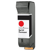 HP C6120A Remanufactured Flourescent Red Ink Cartridge