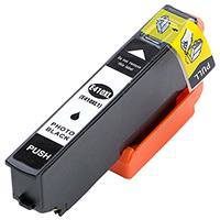 Epson T410XL120 Remanufactured High Yield Photo Black Ink Cartridge