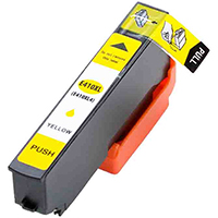 Epson T410XL420 Remanufactured High Yield Yellow Ink Cartridge