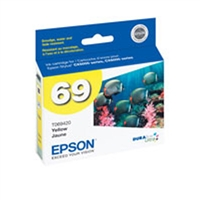 Epson T069420 OEM Yellow Ink Cartridge