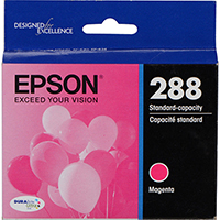 Genuine Epson T288320 Magenta Ink Cartridge - OEM