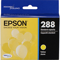 Genuine Epson T288420 Yellow Ink Cartridge - OEM