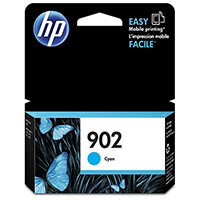Genuine HP T6L86AN Cyan Ink Cartridge - OEM
