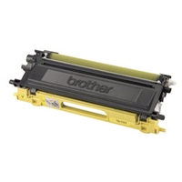 Brother Genuine OEM TN115Y Yellow Toner Cartridge