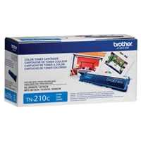 Brother TN210C OEM Cyan Toner Cartridge