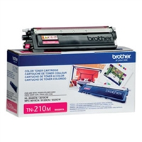 Brother TN210M OEM Magenta Toner Cartridge