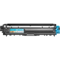 Brother TN221C OEM Cyan Toner Cartridge