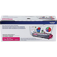 Brother TN225M OEM High Yield Magenta Toner Cartridge